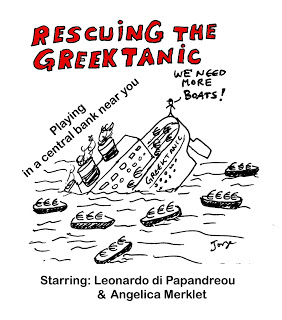 Greece's collapse and the EU Titanic