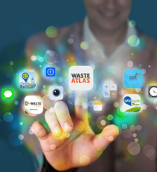 Mobile apps - D-waste