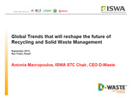 Global Trends-D-waste