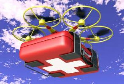 St. Valentines day gift: drones deliver contraceptives in Ghana