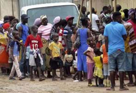 Angola: 158 dead due to collapse of sanitation and waste services