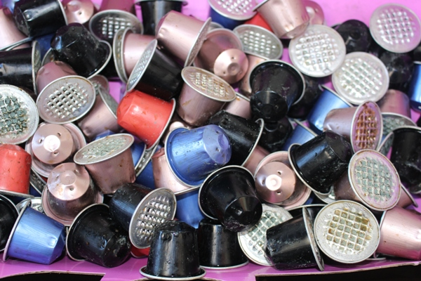 New materials –> New Waste: The case of coffee capsules
