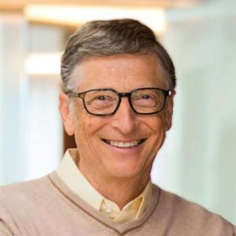 Bill Gates predicts a major energy breakthrough is on the way