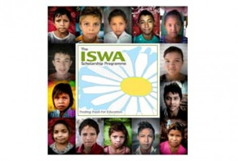 ISWA drives 25 kids from dumpsite to school