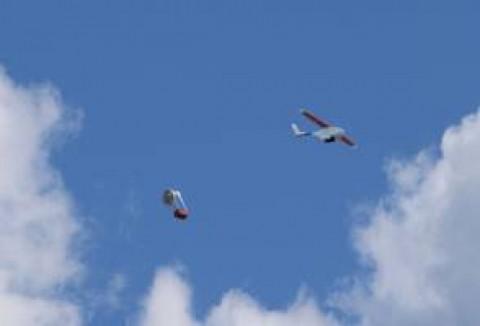 Drones deliver medicine and blood in Rwanda