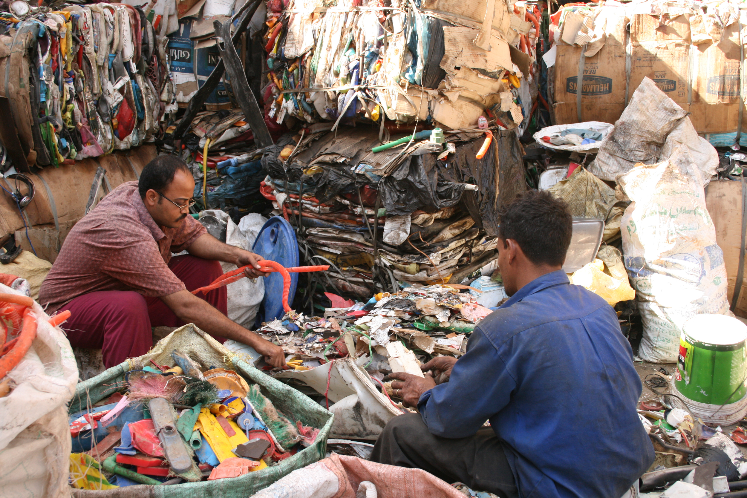A Value Chain Analysis tool for informal recyclers