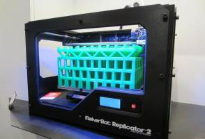 3D printers for plastic recycling in space!