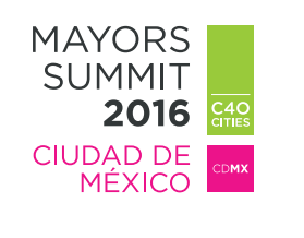 Circular Economy in C40 Mayors Summit in Mexico