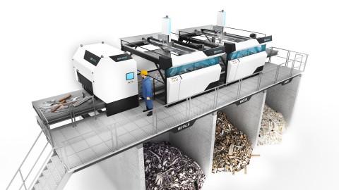 Revolutionizing Recycling Pick by Pick