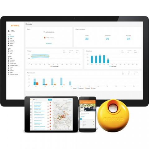 Enevo: sensors drive transparency, control and savings!