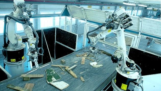 Recycling, Robots, Zen, Sadaco, Waste Management, Wasteless Future, Artificial Intelligence, Smart Sensors, Fourth Industrial Revolution, Future, Future Technologies
