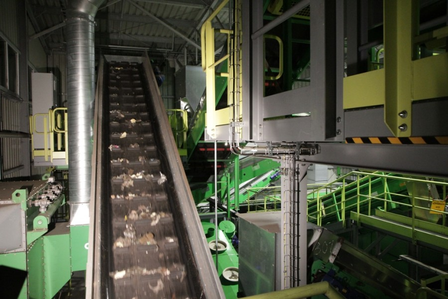 Bioelektra, autoclave, Poland, waste management, treatment, autoclave
