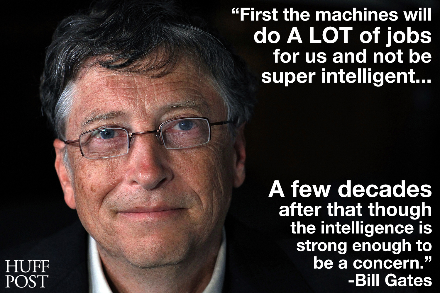 Artificial Intelligence Democracy Bill Gates Algorithms Code Threats Machine Learning