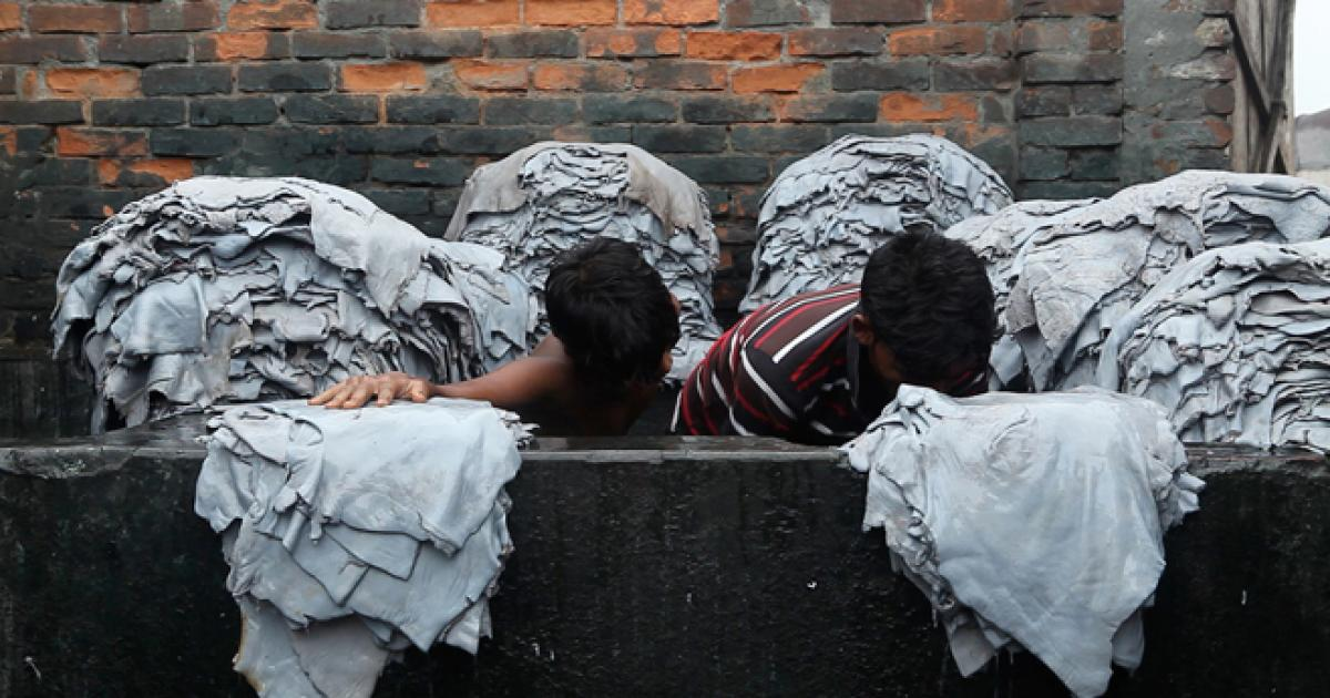 tanneries, child labor, Bangladesh, pollution, public health, mortality, waste, wasteless future, developing world, environment, river, water, heavy metals