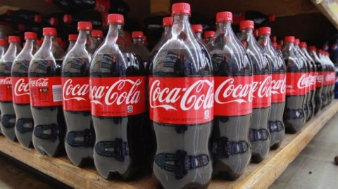 Coca Cola is producing more than 108 billion plastic bottles per year!