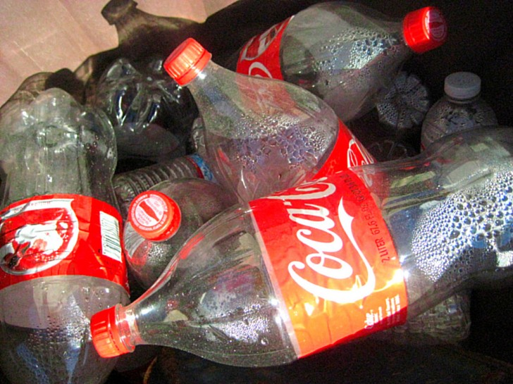 coca cola, plastics, ocean pollution, marine litter, circular economy, recycling, waste management, microplastics, bottles,