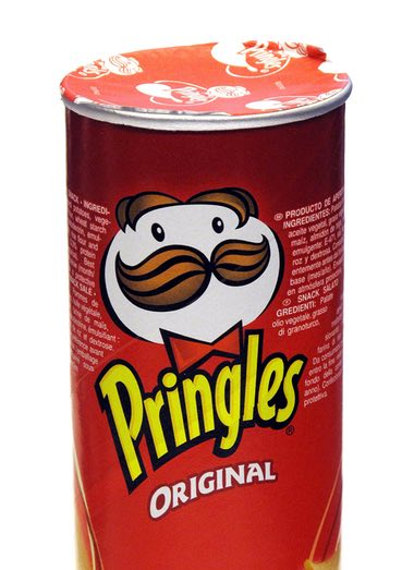 Pringles meet the pringles essay