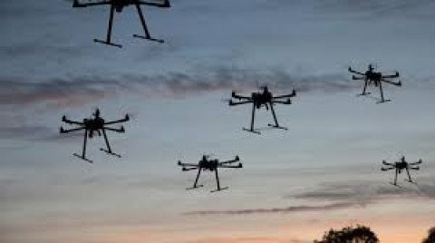 New drone capable to carry one ton!