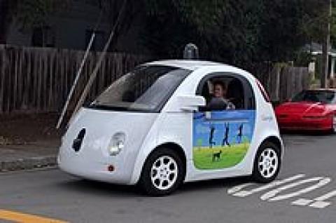 London: Autonomous cars deliver goods in groceries
