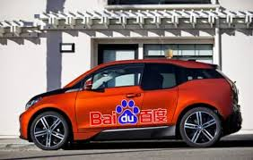 China, Baidu, driverless cars, autonomous cars, wasteless future, innovation, 4th industrial revolution, software, Google, competition, exponential technologies, future