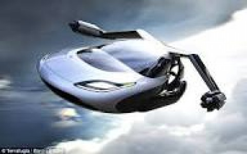 Flying cars are becoming commercial by 2018!