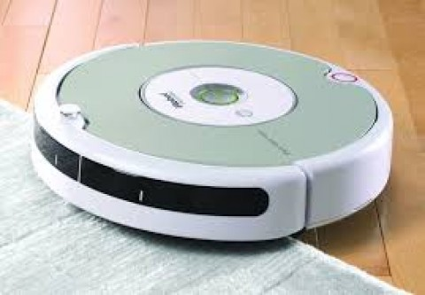 Roomba is a data sweeper that sweeps dust too!