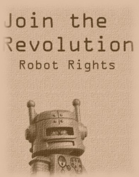 Do self-aware Robots deserve legal rights?