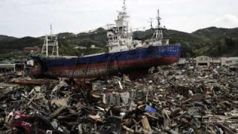 After – tsunami waste management: a global problem