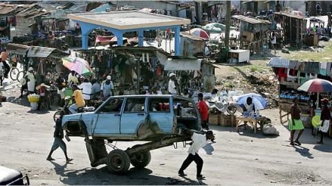 Going to Haiti
