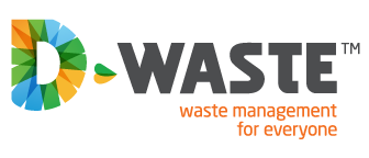 D-waste is here  - Join us