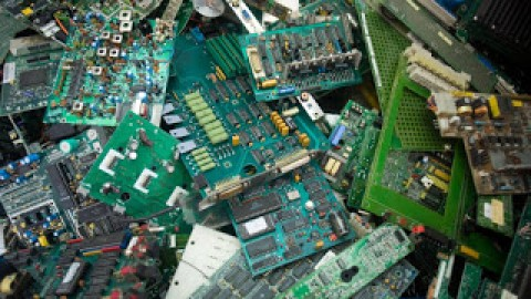Back to school: Trend #3: SWM industry should study thoroughly E-waste management