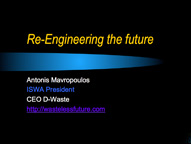 Re-Engineering the future