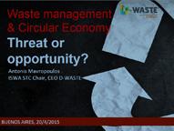 Waste Management & Circular Economy