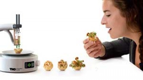 Print your food & manage your food waste with 3D printers…