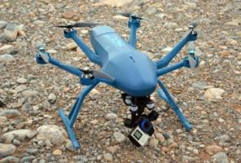 Drones against illegal disposal and littering in Dubai