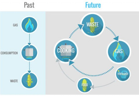 How about Household Biogas Generation?