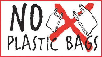 Plastic bags, ban