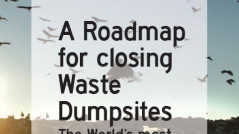 New report reveals: 750 deaths by dumpsites in six months!