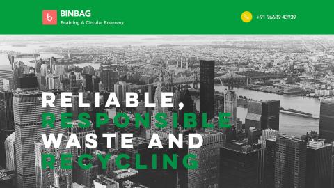 BINBAG: a network approach to waste & resource management