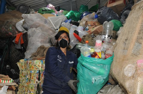 Inclusive recycling in Colombia: a Roadmap to reality!