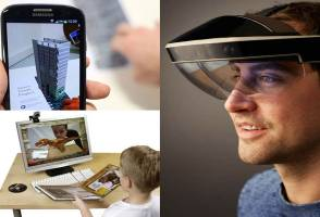 augmented reality, wasteless future