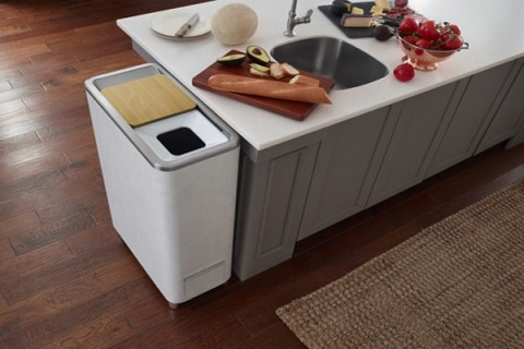 Household Food Waste Plant by Whirlpool