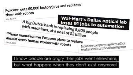 robots, artificial intelligence, jobless future, wasteless future, unemployment, the rise of machines, Human Vs Machine, robotics, 4th industrial Revolution, driverless cars, smart software