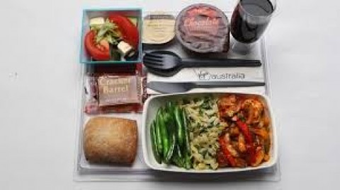 Airlines' efforts to cut food waste: small steps for a growing problem