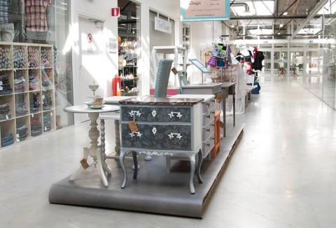 The world's first mall for recycled and repaired goods opened in Sweden