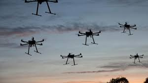 drones, China, industrial revolution, circular economy, logistics, wasteless future, artificial intelligence, sensors, delivery, internet of things, air traffic, NASA, Alphabet, FAA