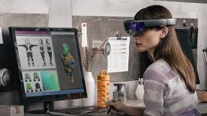 Augmented Reality, AR, Virtual Reality, VR, workplace, workers, work, the future of work, wasteless future, industrial revolution, applications, Microsoft, Oculus, Hololens, Apple, Samsung, Bechtel, Ford, real time, labor, the future of work