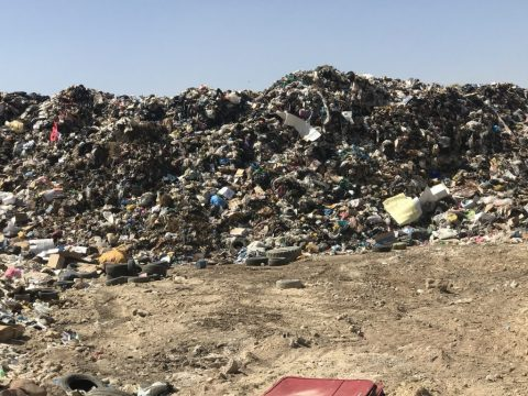 Coronavirus is a health emergency – Dumpsites are a pandemic